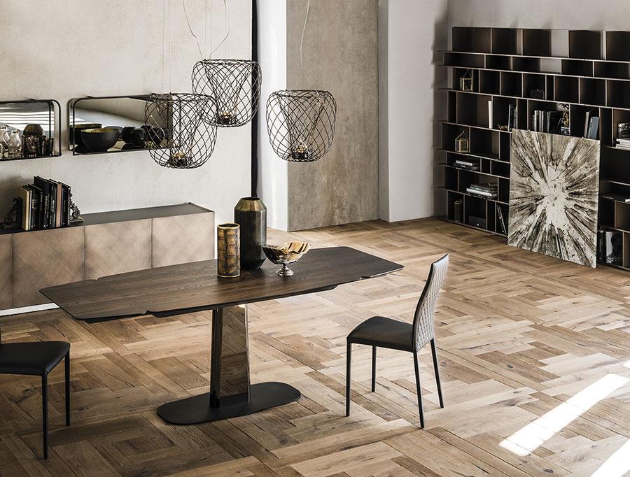 Modello di pavimento per cucina moderna in PVC 09