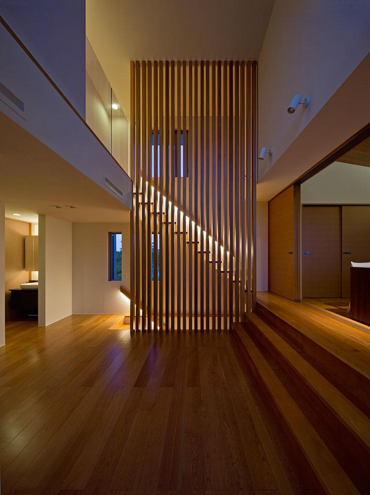 Idee per rivestimenti di pareti in legno n.36