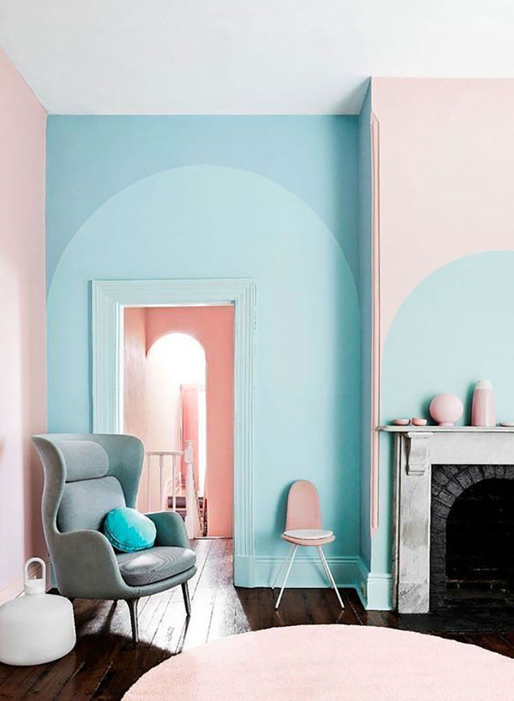 Idee per abbinamenti di colori di tendenza 2020 n.02