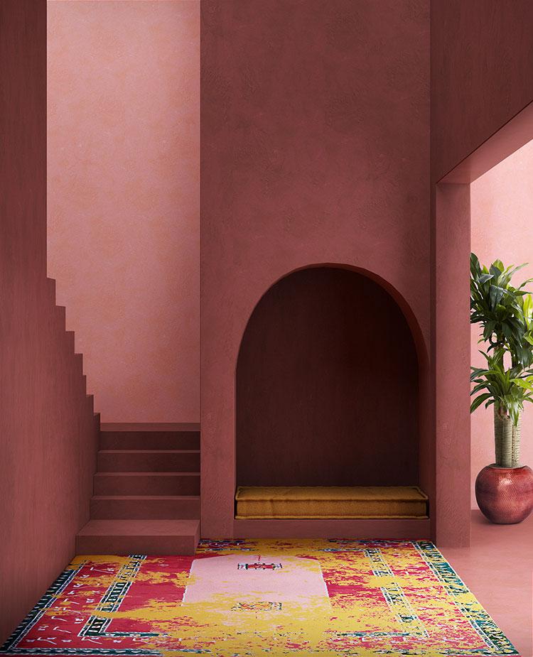 Idee per abbinamenti di colori di tendenza 2020 n.05