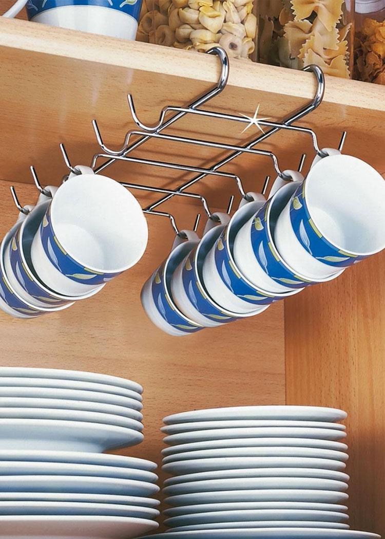 Idee per accessori per cucine salvaspazio 2