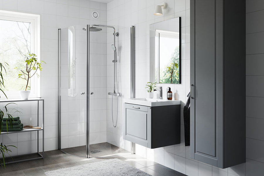 Arredare bagno in stile nordico n.24