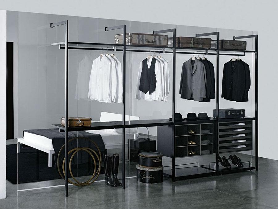 Progetto per cabina armadio da sogno n.45