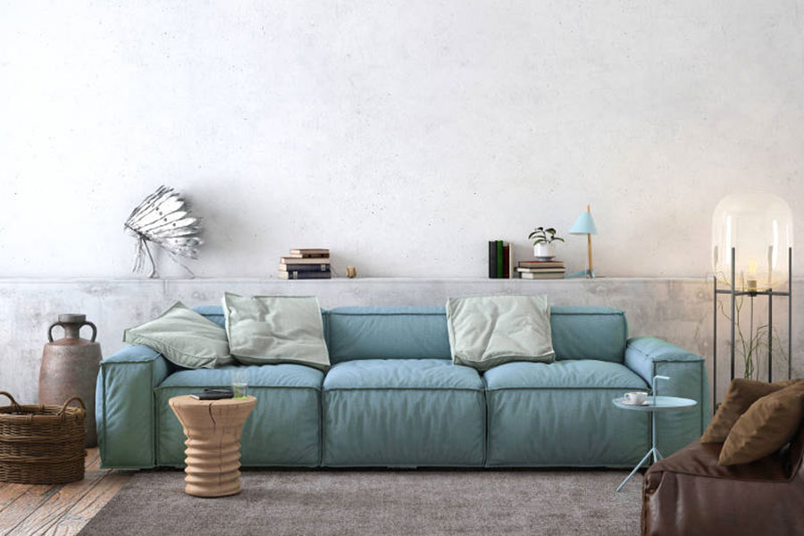 Colore di tendenza 2020 Purist blue n.2