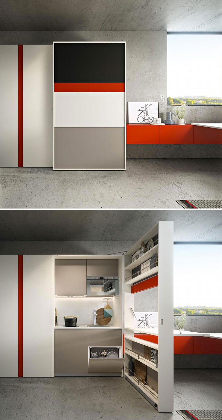 Kitchen Box di Clei
