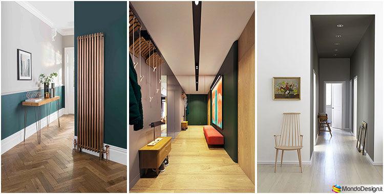 Colori Pareti Corridoio 30 Idee Per Dipingere E Rinnovare