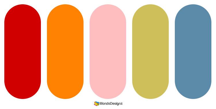 Palette colore avio n.6
