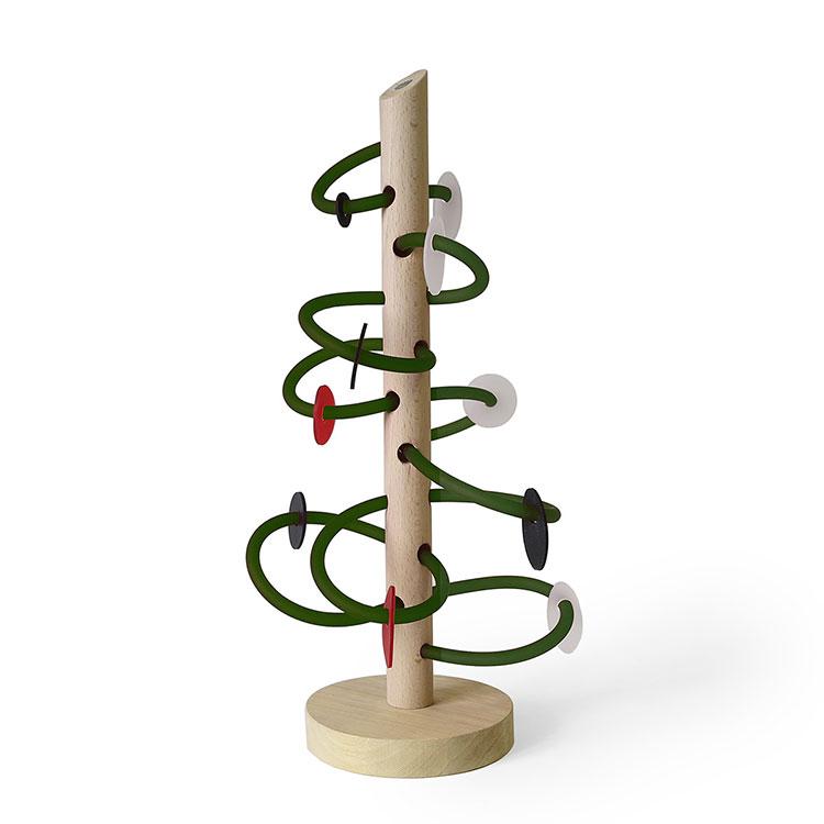 Modello di albero di Natale moderno di design n.05