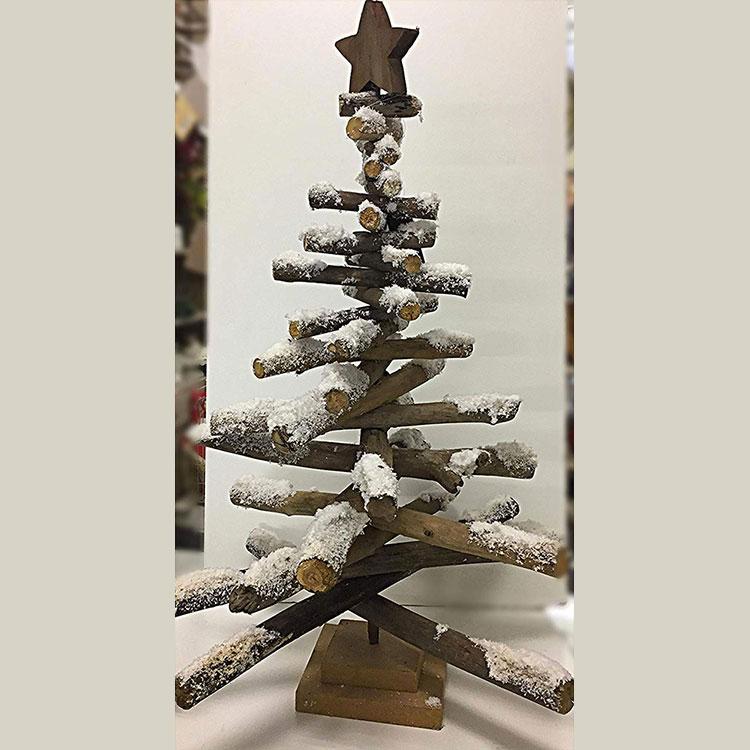 Modello di albero di Natale moderno piccolo n.02