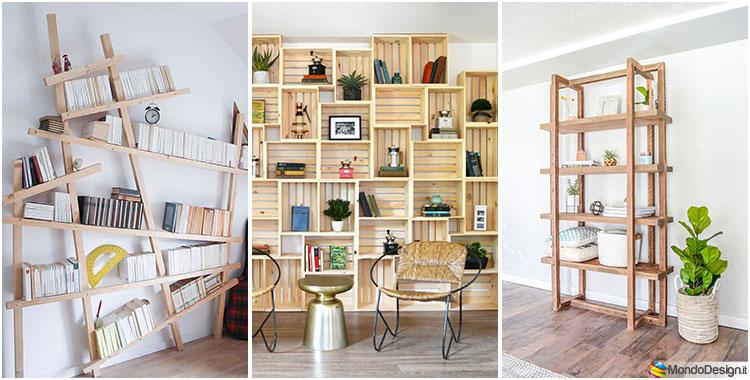 Libreria Fai Da Te.Libreria Fai Da Te Tante Idee Originali Con Tutorial