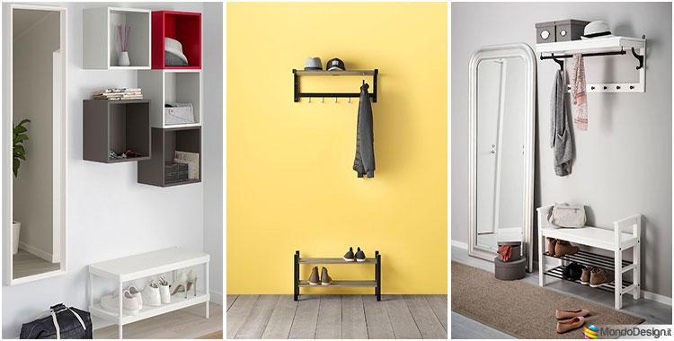 Come arredare un corridoio ikea 25 idee per mobili e for Mobili d occasione
