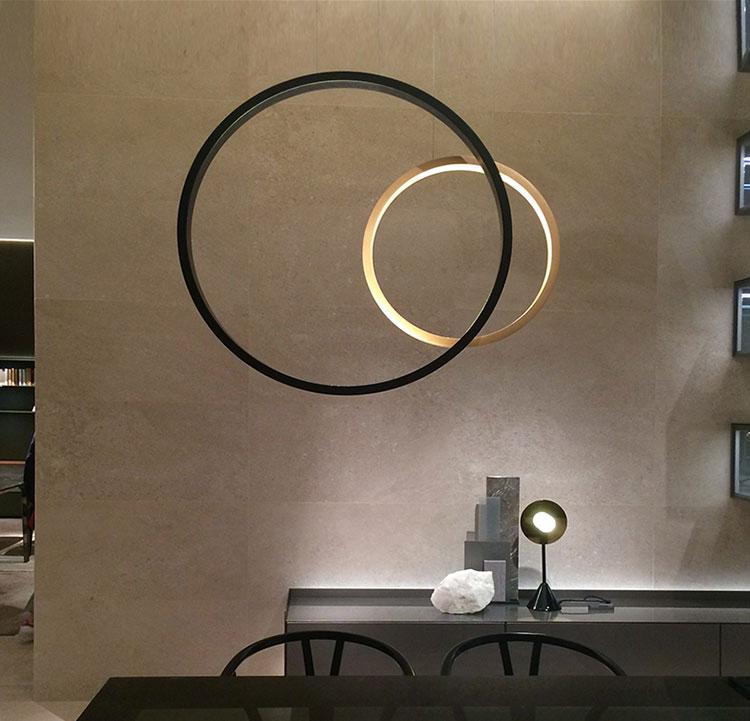 Modello di lampadario marca Cini & Nils n.01