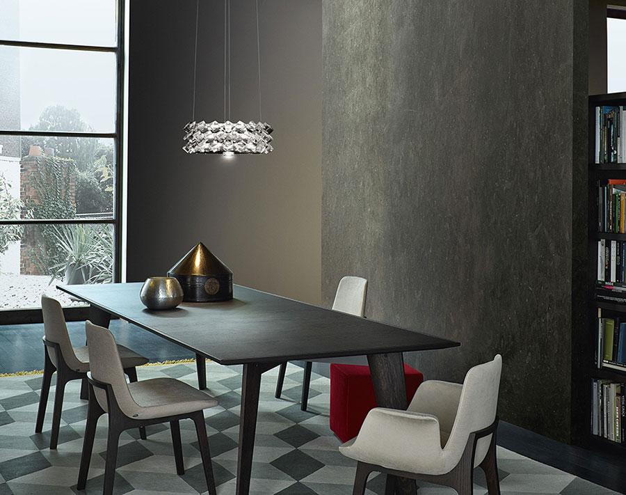 Modello di lampadario marca Cini & Nils n.03