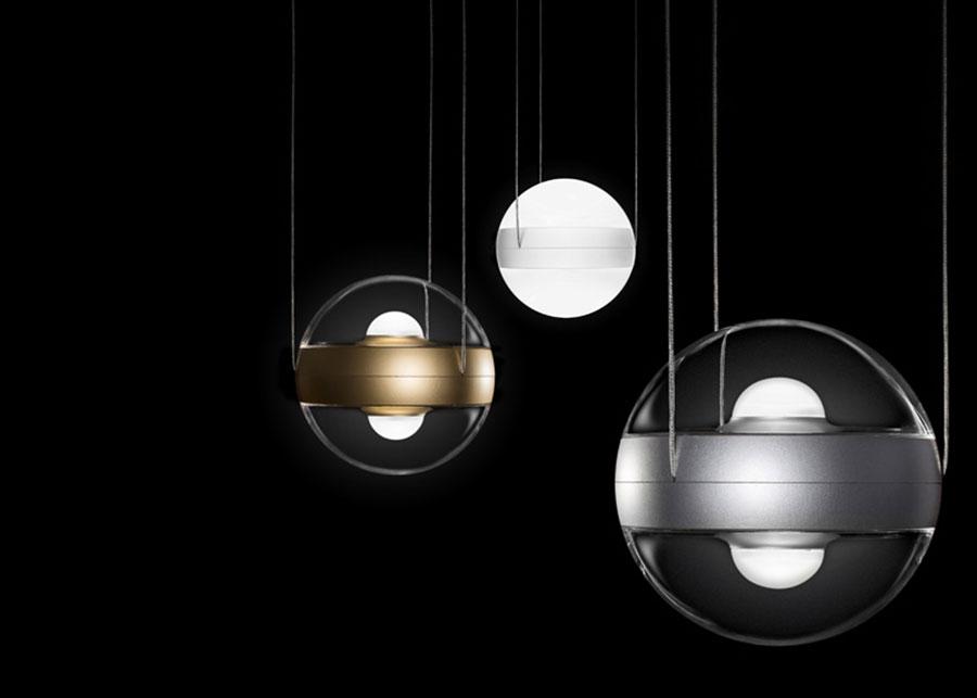 Modello di lampadario marca Cini & Nils n.04