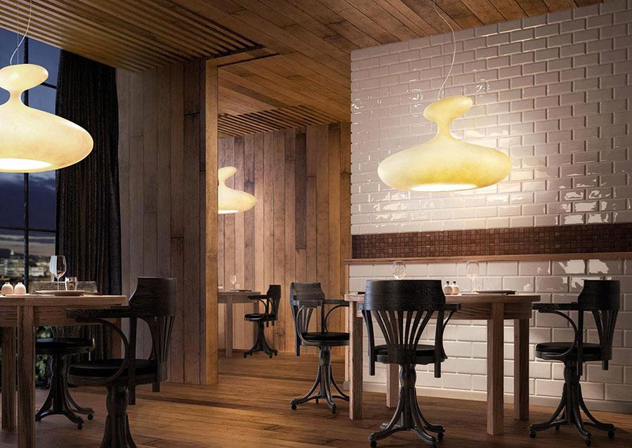 Modello di lampadario marca Kundalini n.04