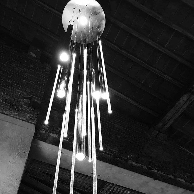 Modello di lampadario marca Martinelli Luce n.05