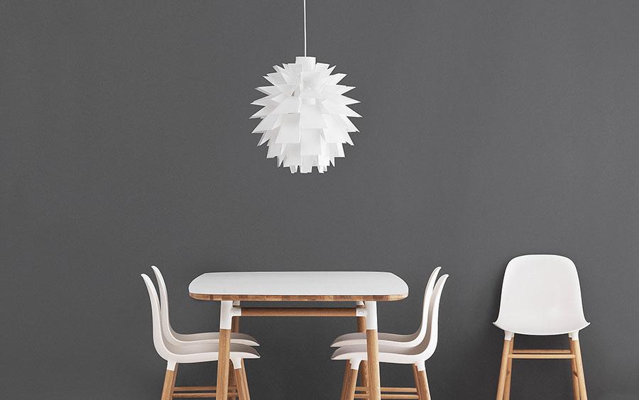 Modello di lampadario marca Normann Copenhagen n.04