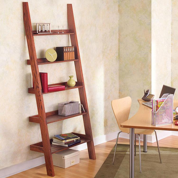 Come costruire una libreria fai da te in legno n.2