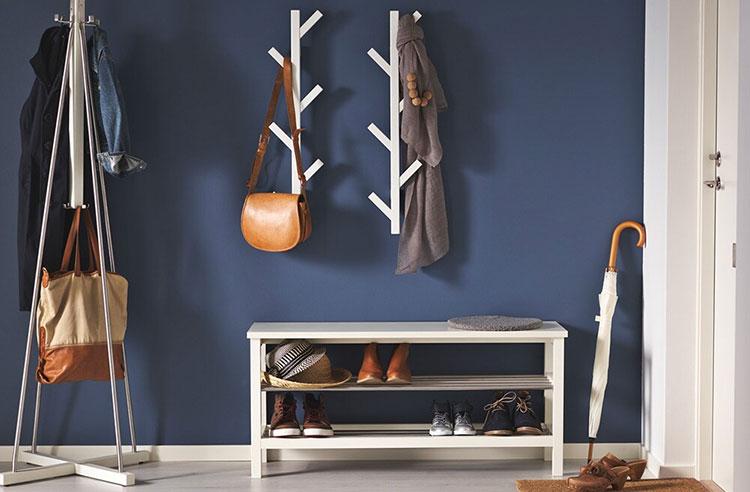 Idee per arredare un corridoio Ikea n.05