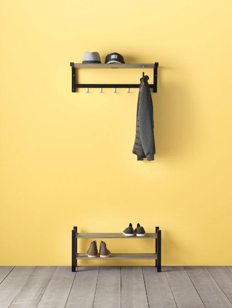 Idee per arredare un corridoio Ikea n.06