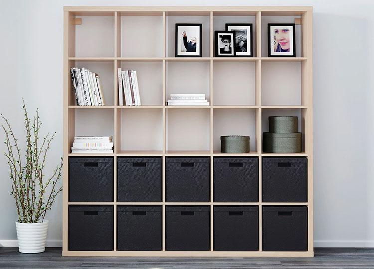 Idee per arredare un corridoio Ikea n.10