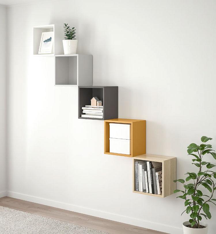 Idee per arredare un corridoio Ikea n.16