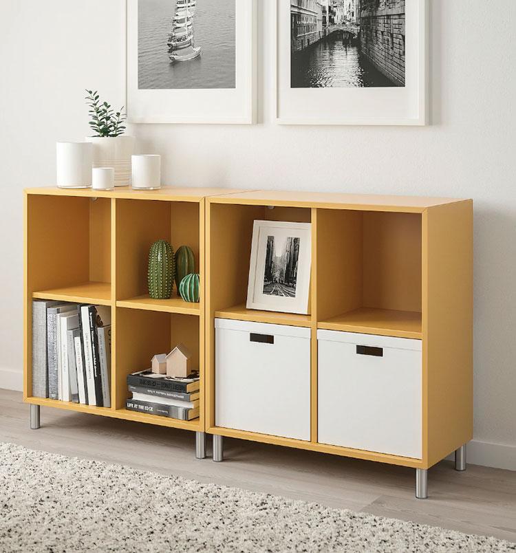 Idee per arredare un corridoio Ikea n.18