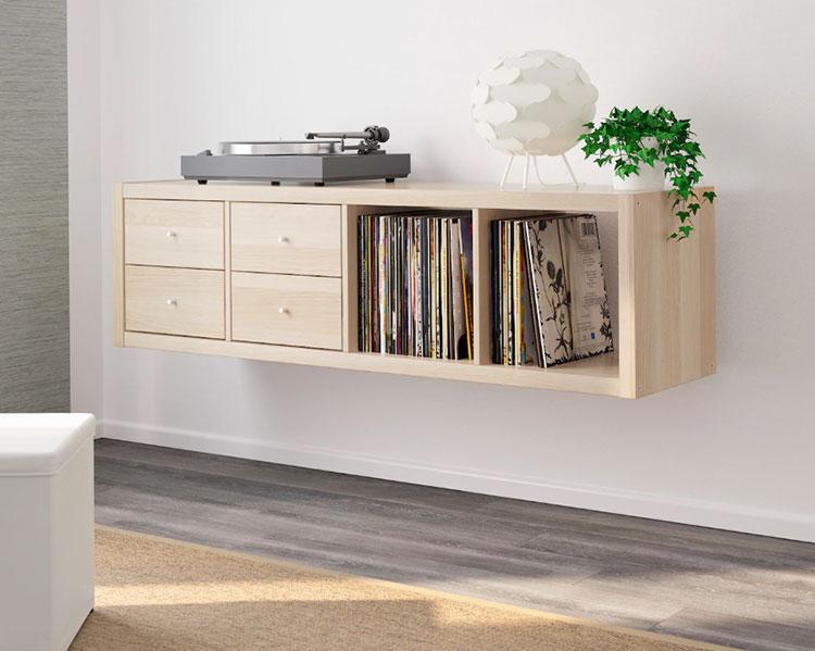 Idee per arredare un corridoio Ikea n.19