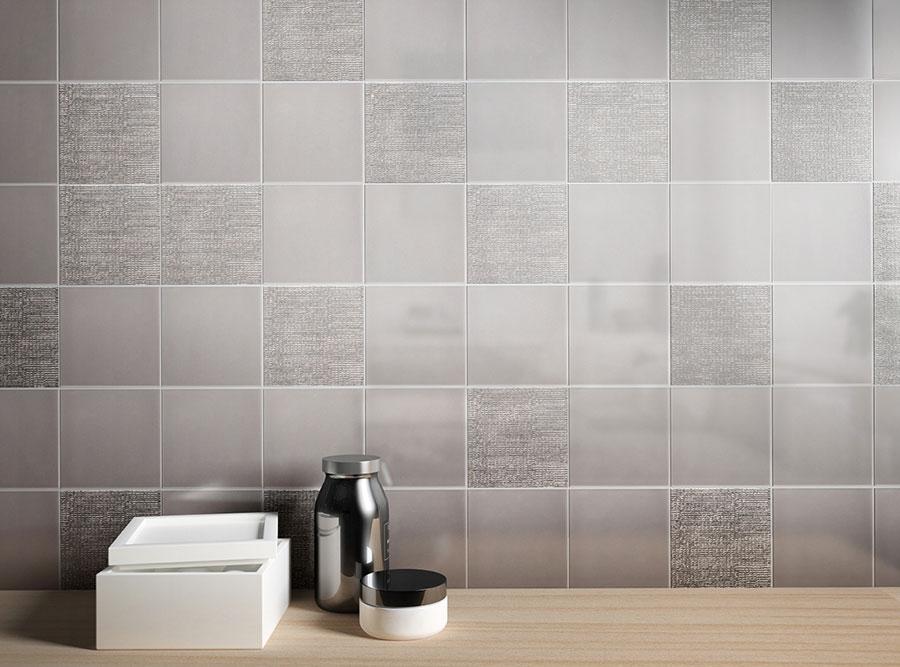 Idee per paraschizzi cucina in acciaio decorato n.06 width=