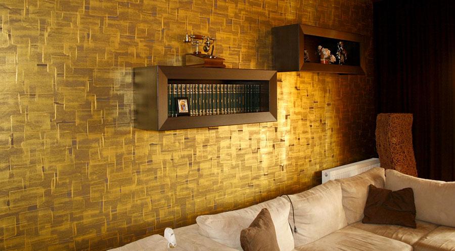 Idee per decorare le pareti del soggiorno n.06