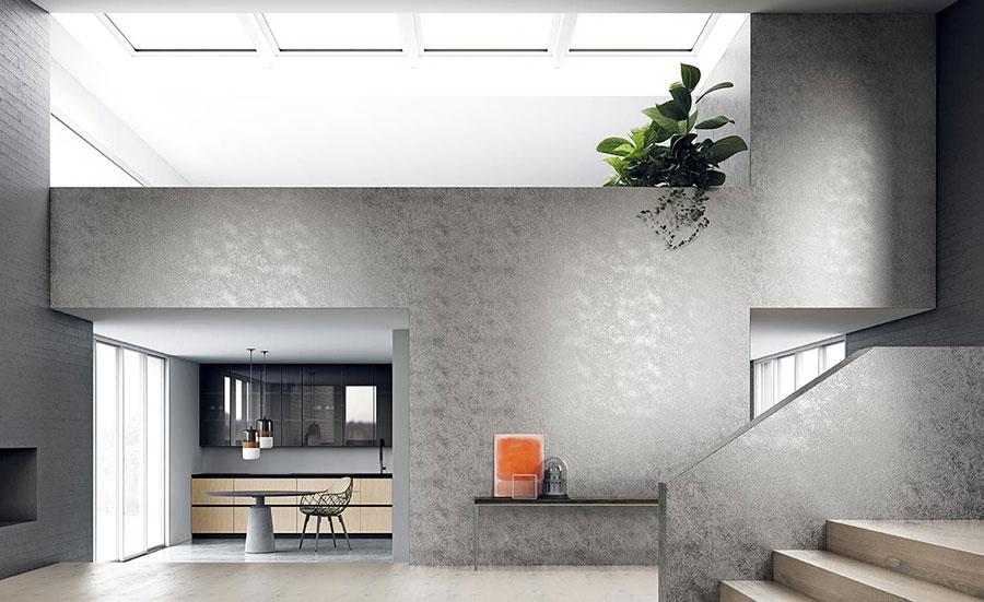Pittura Per Interni Moderne.Colori E Tecniche Di Pittura Per Pareti Moderne Mondodesign It