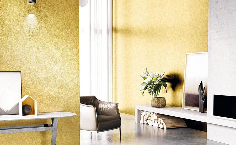 Idee per decorare le pareti del soggiorno n.04