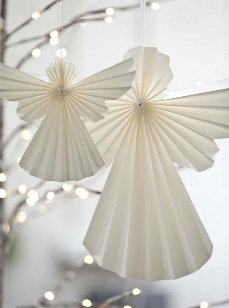 Ornamenti per decorazioni natalizie fai da te n.01
