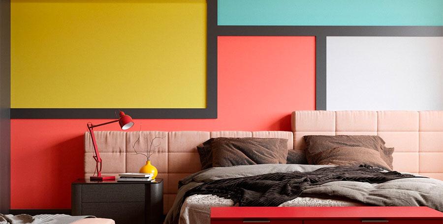 150 Idee Per Colori Di Pareti Per La Camera Da Letto Mondodesign It