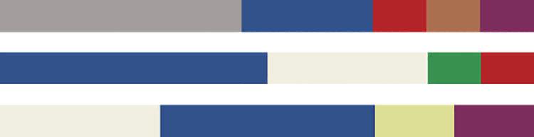 Armonie colore Classic Blue Untraditional