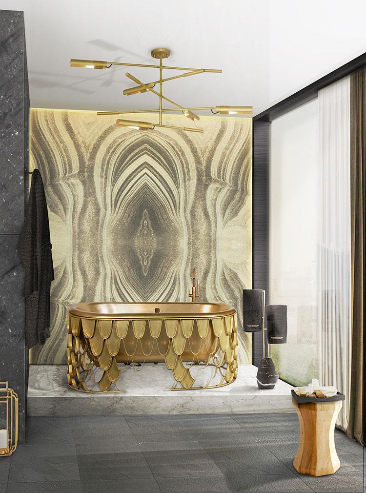 Idee bagno bronzo 1
