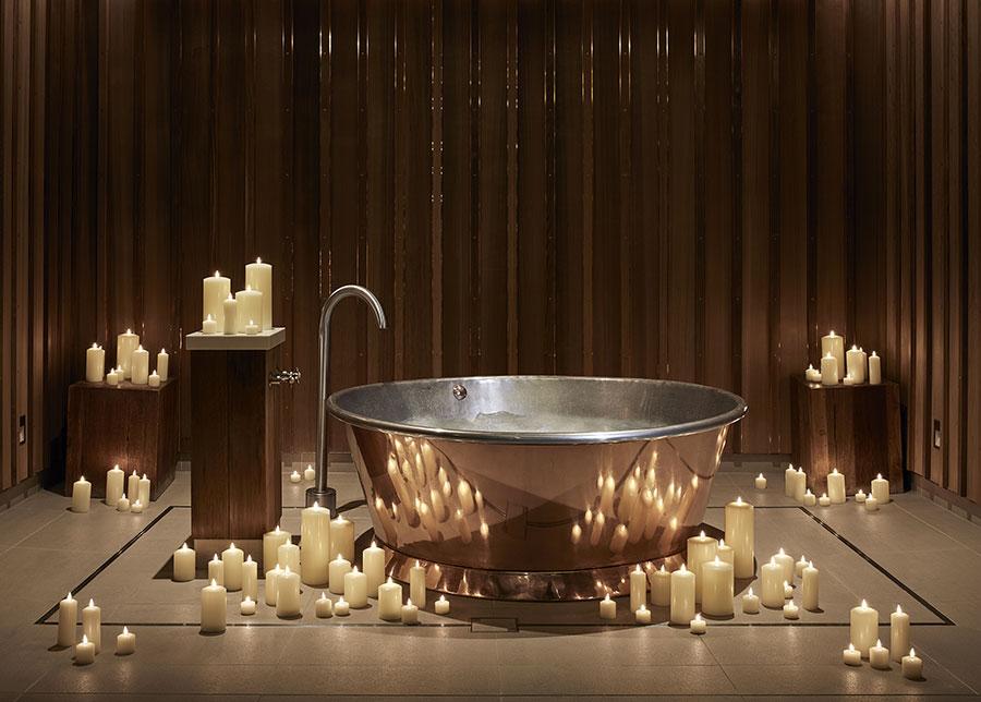 Idee bagno bronzo 3