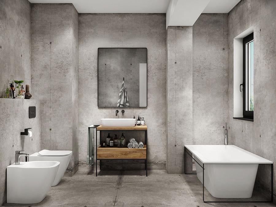 Idee per ristrutturare bagno n.11