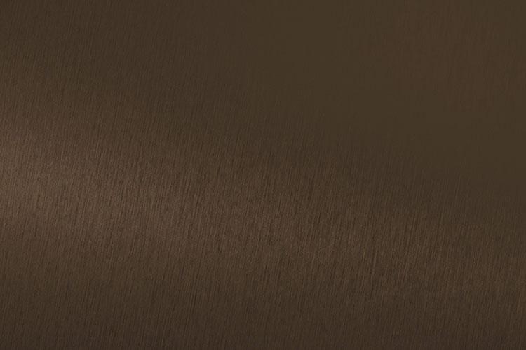 Colore bronzo scuro tonalità
