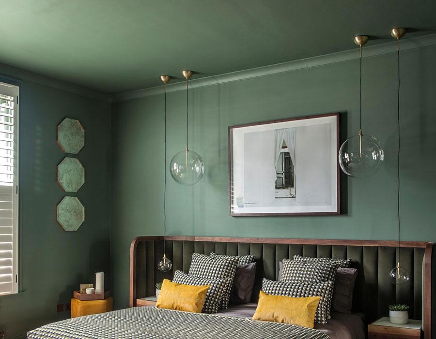 Camera Da Letto Verde 47 Idee Per Arredare Con Classe Mondodesign It