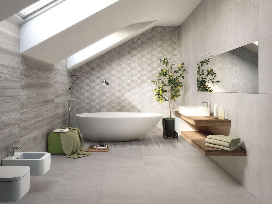 Idee per un bagno tortora n.02