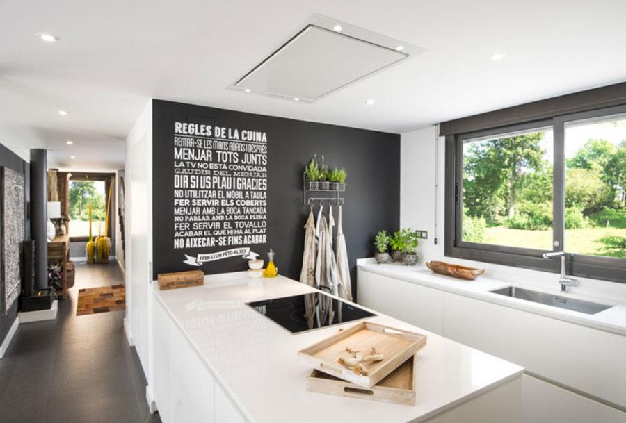 Idee per pittura lavagna in cucina n.01