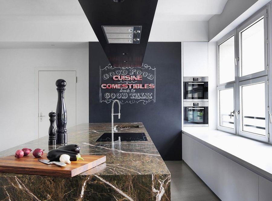 Idee per pittura lavagna in cucina n.06