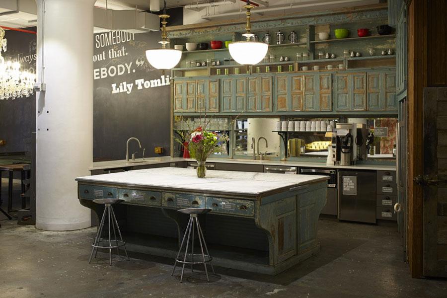 Idee per pittura lavagna in cucina n.11