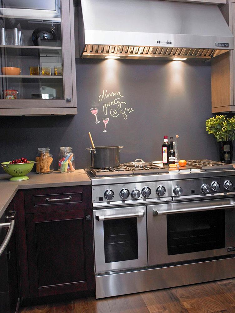 Idee per pittura lavagna in cucina n.12