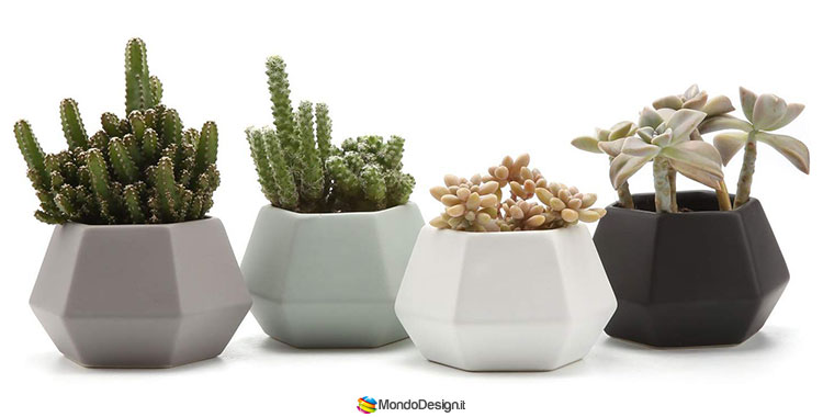 Vasi Per Piante Da Appartamento.30 Stupendi Vasi Per Piante Da Interno Mondodesign It