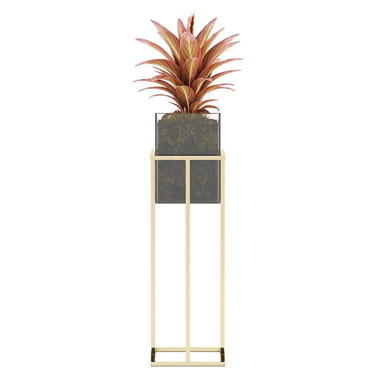 Modello di vaso per piante da interno di design n.01
