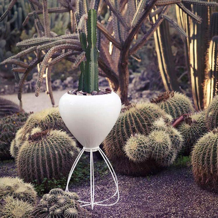 Modello di vaso per piante da interno di design n.13