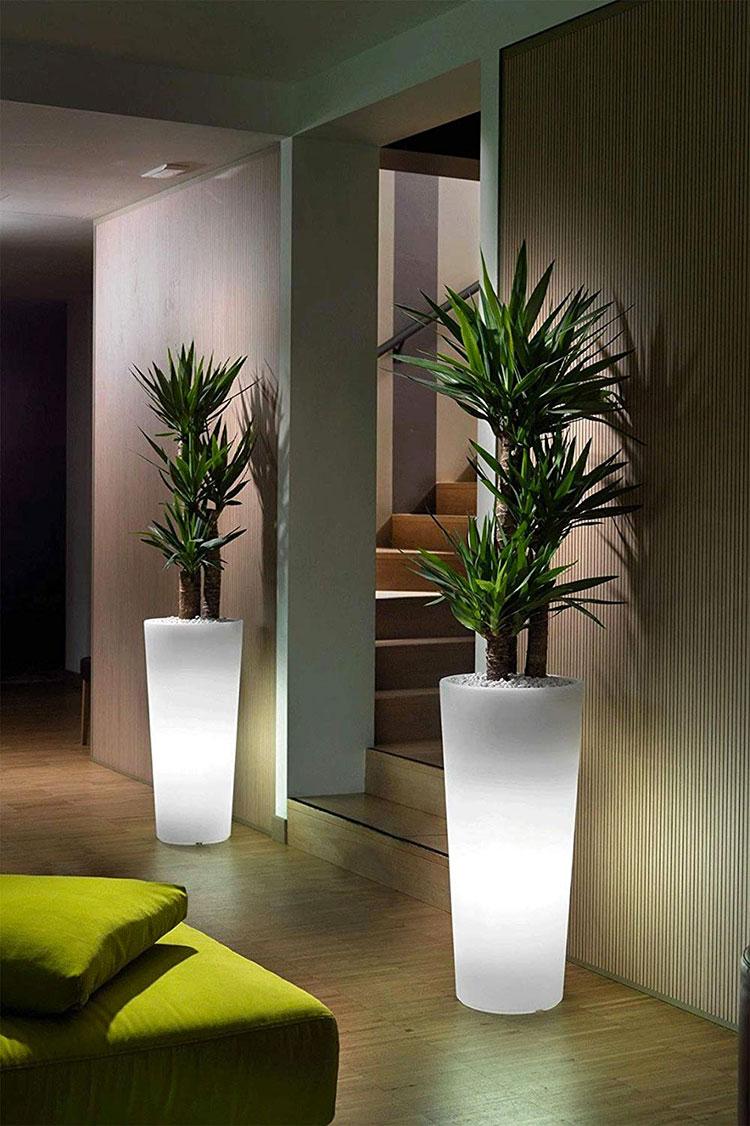 Modello di vaso moderno per piante da interno n.01