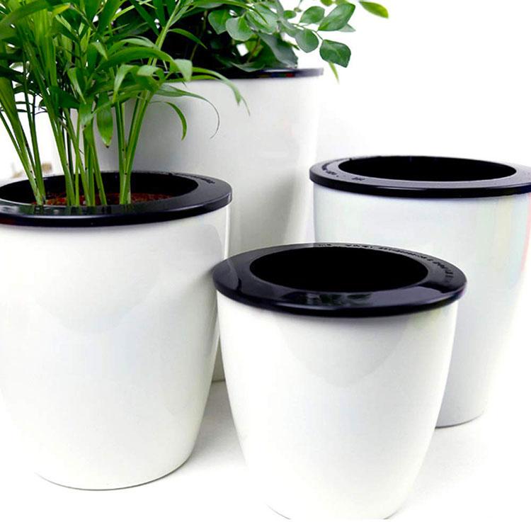 Modello di vaso moderno per piante da interno n.04